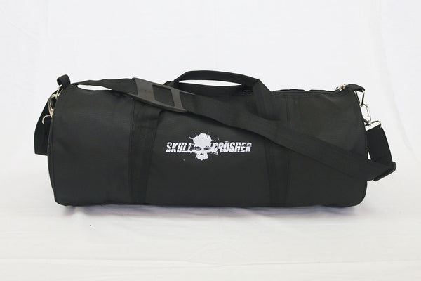 Sporty Black Nylon Bag (Medium)