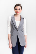 Light Gray Vest