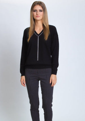 Signature Pant Legging - Polka Dot Pattern