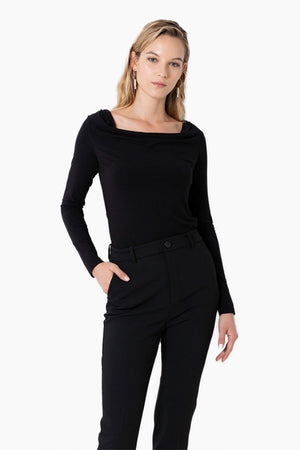 Fab Knit Top - Black