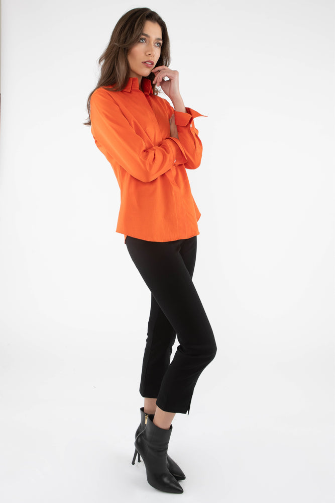 Attitude - Orange - Farinaz Taghavi
