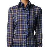 Bravo - Blue Plaid Shirt