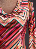 Fab Multi-Bright Blouse - Farinaz Taghavi