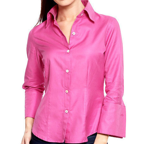 Perfect - Pink Shirt - Farinaz Taghavi