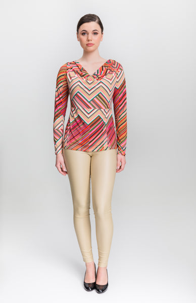 Fab Multi-Bright Blouse