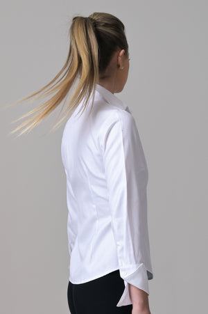 Attitude Executive Dress Shirt - White