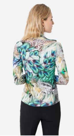Sensual - Feather Print