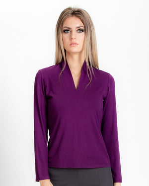 Sensual Top - Passion Purple