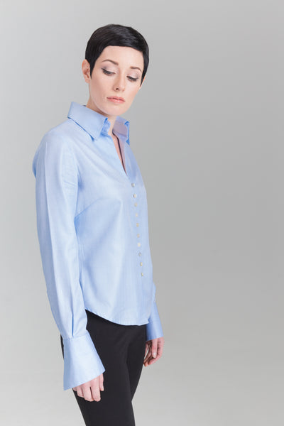 Desire - Powder Blue Shirt
