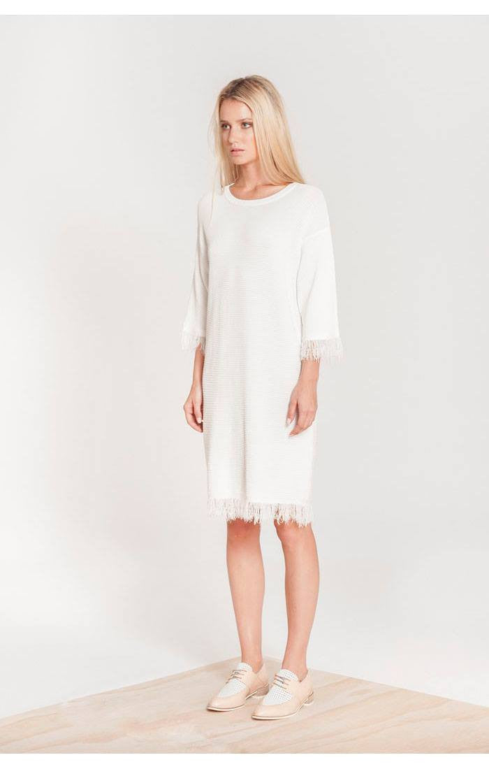FLASH KNIT DRESS