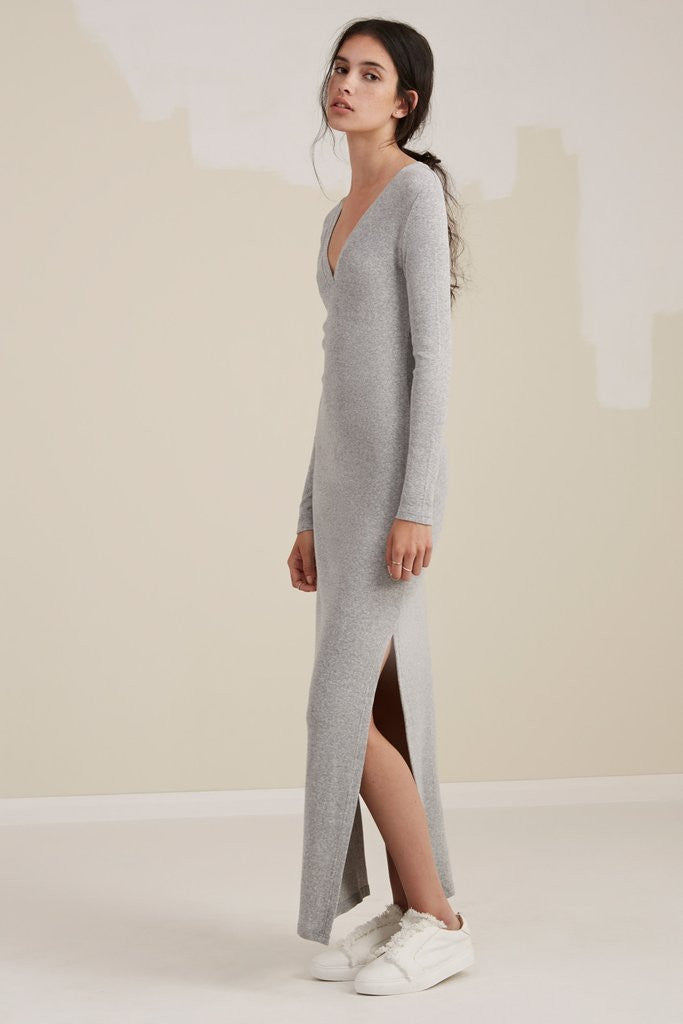 DOUBLE TAKE LONG SLEEVE DRESS