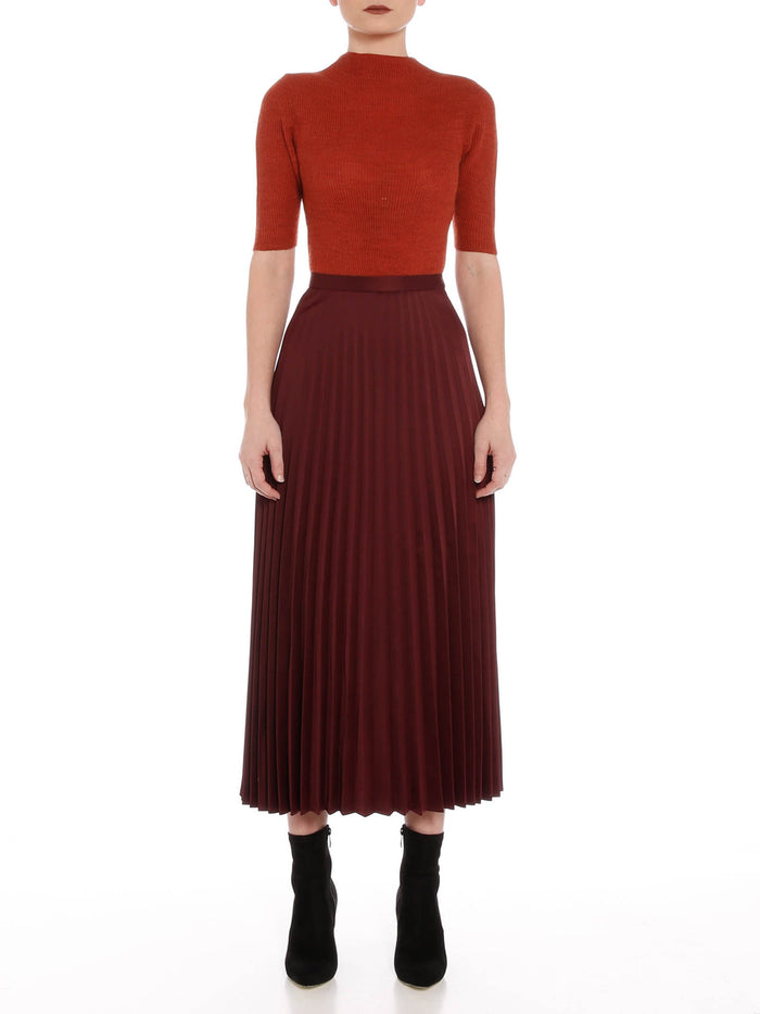 LILLA PLEAT SKIRT