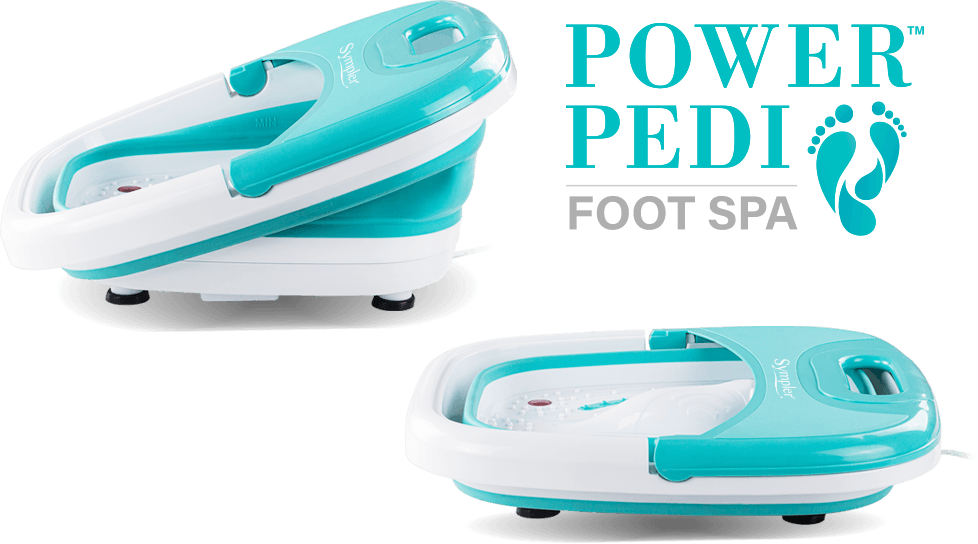 Foldable Foot SPA