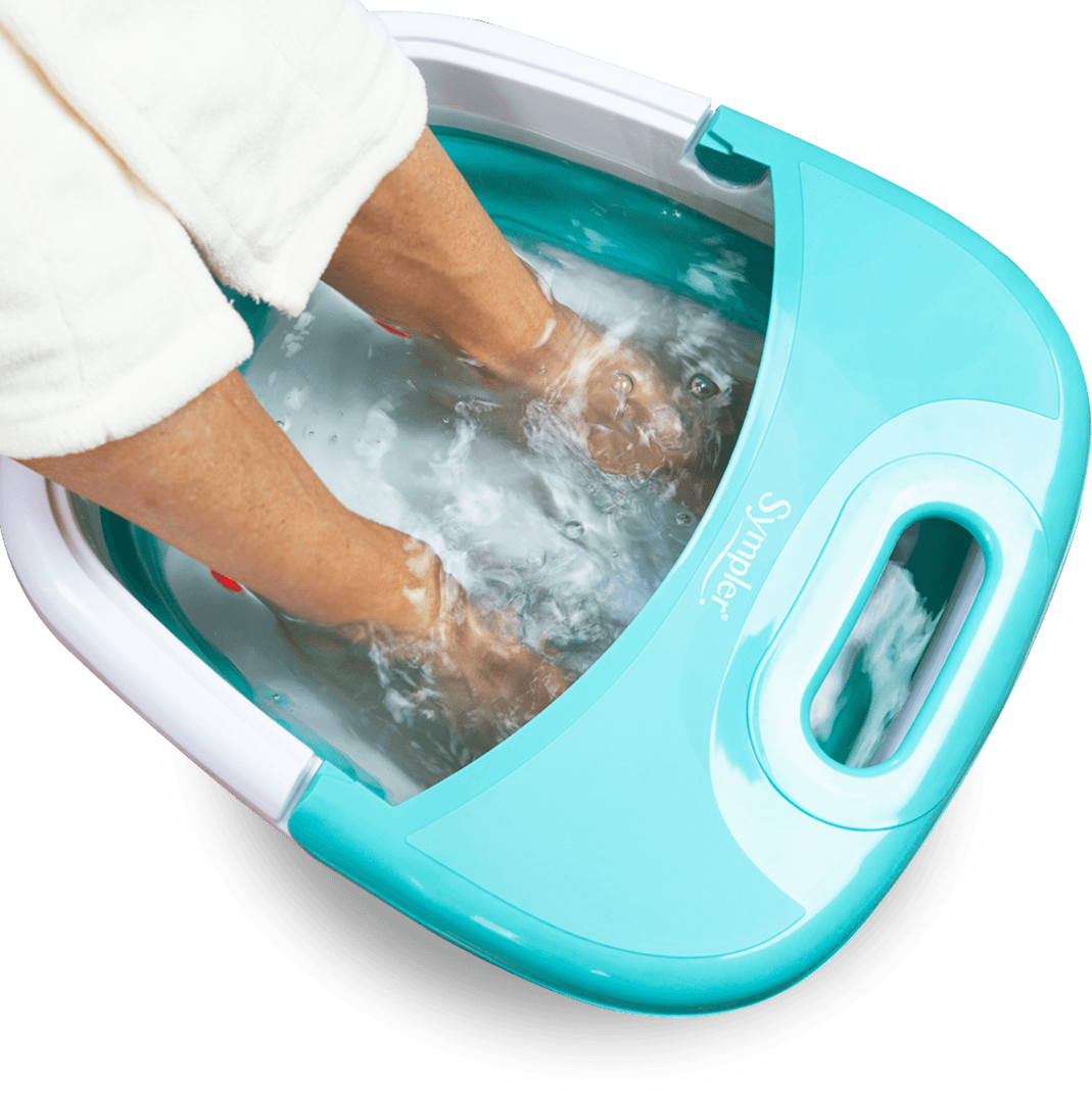 foot spa hydroflow jets