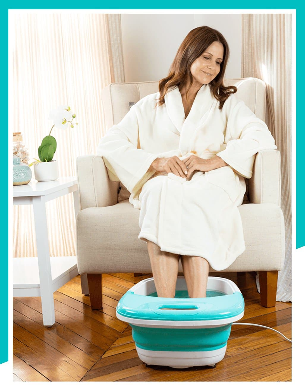 Foot Spa Power Pedi