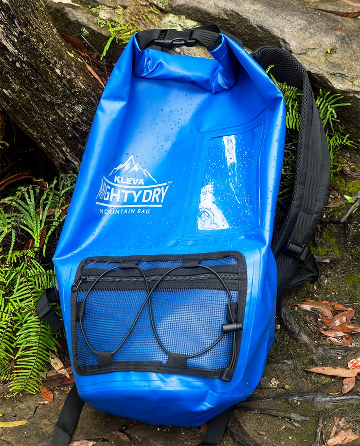 kleva mighty dry bag outdoor image