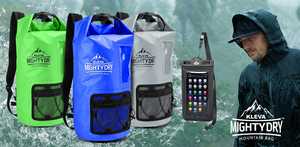 kleva mighty dry mountain bag