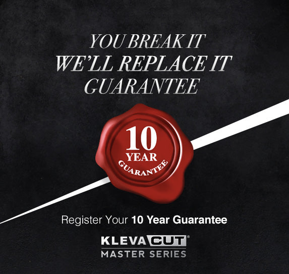 Register for 10 Year Guarantee
