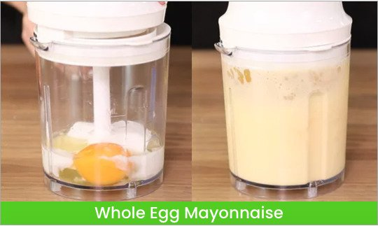 egg mayonnaise