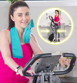 workout in the comfort of your home