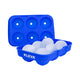 Large Sphere 6pc Silicone Ice cube Tray