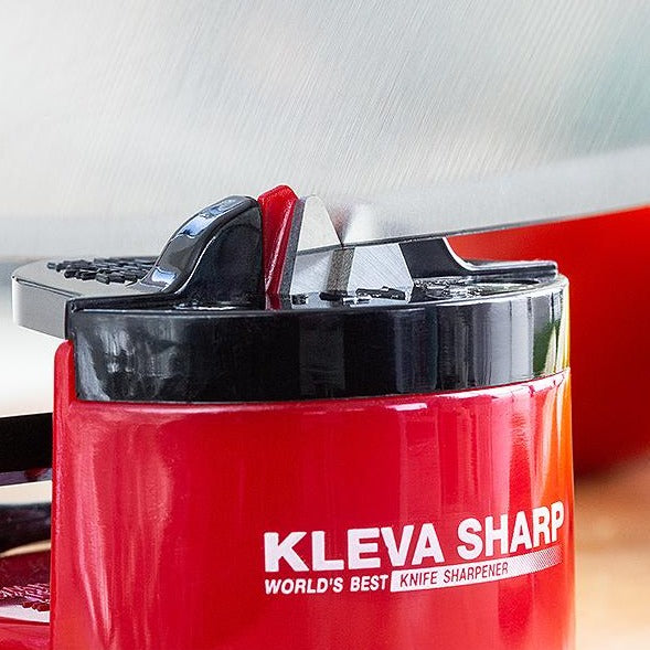 TV Special KlevaCut® Master Series 3 Piece Knife Set + Kleva Sharpener + 10 Year Guarantee - Choose Your Bonus Gifts!