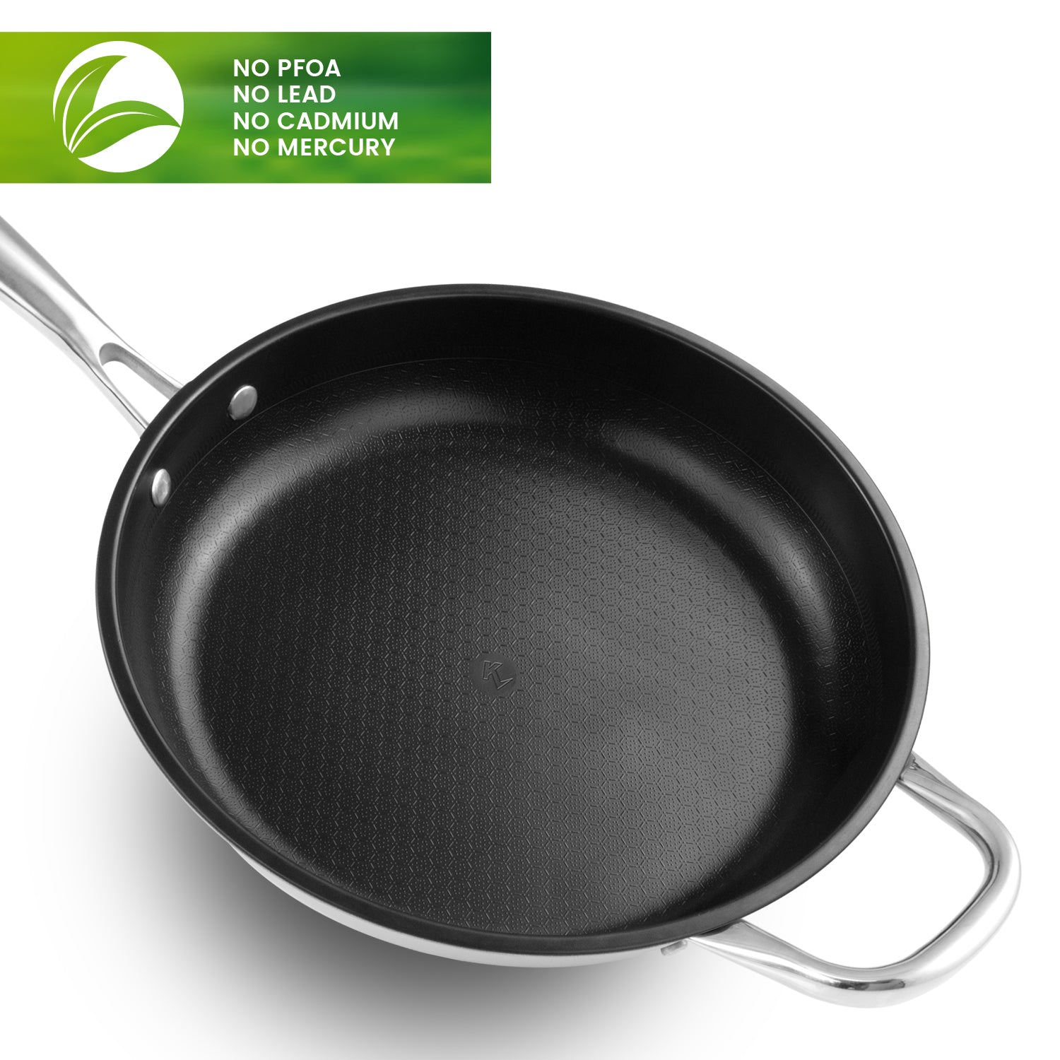Premium Non-Stick Perfect Pro Pan - Double Offer!