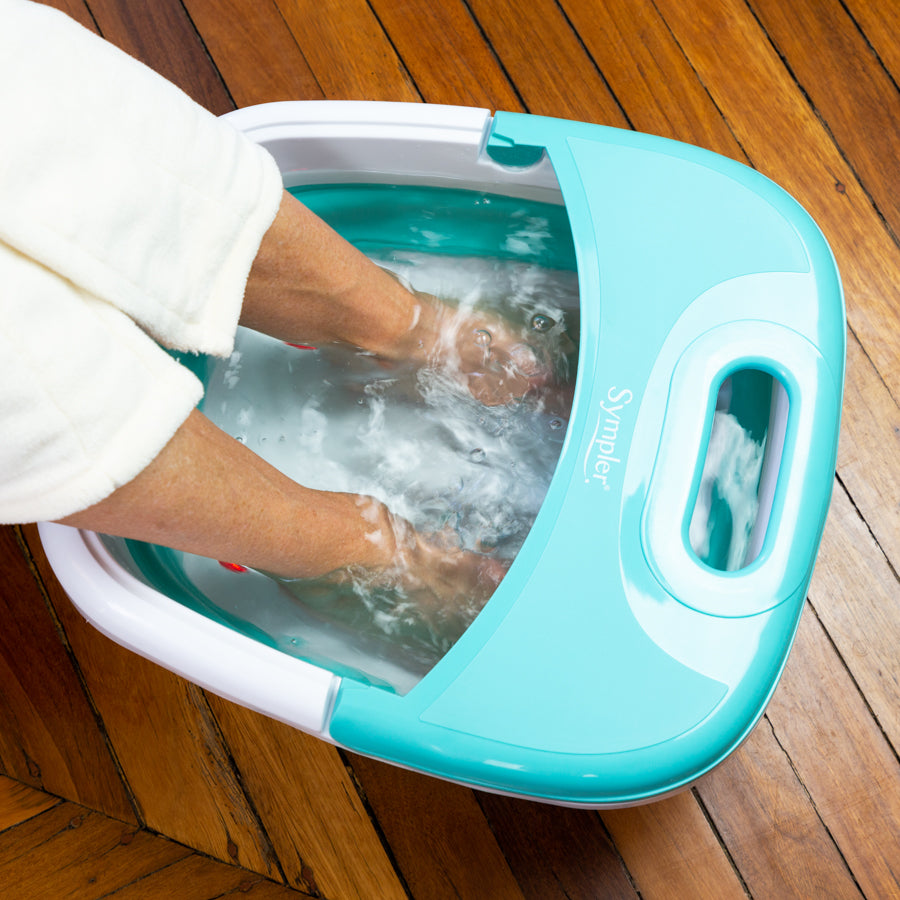 ALL NEW Power Pedi Foot Spa TV Special + Choose Your BONUS Gifts!