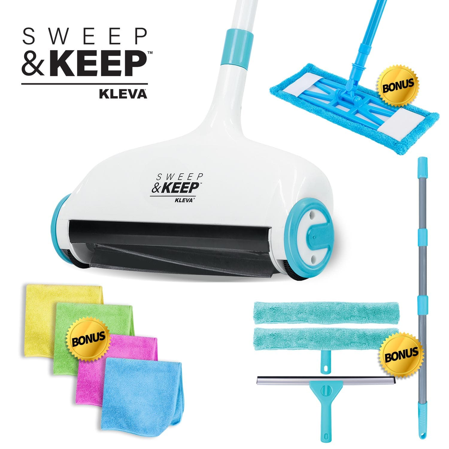 Kleva Sweep and Keep TV Deal