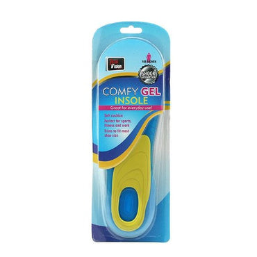 World's Comfiest Women's Gel Insole!
