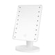 Full Face Mirror With LED Touch Dimmable Lights