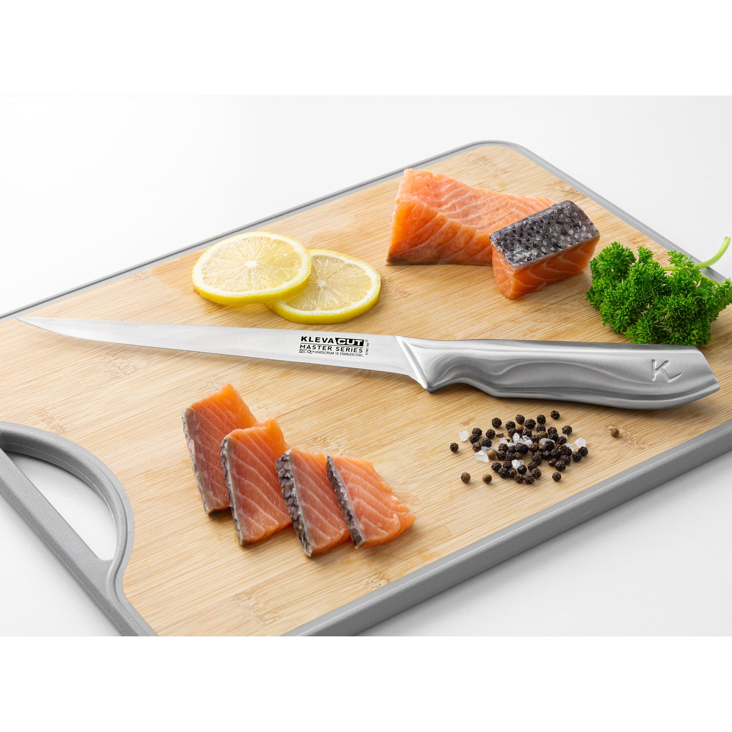 KlevaCut® Master Series Professional Fillet Knife - 21cm