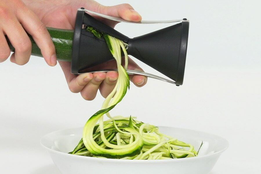 MAKE Vegetable Pasta in Seconds THE EASY WAY - Kleva Range - As Seen On TV Products Australia