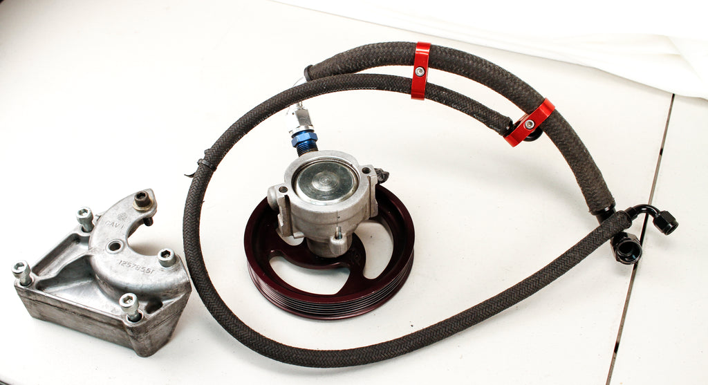 PSE LS power steering pump