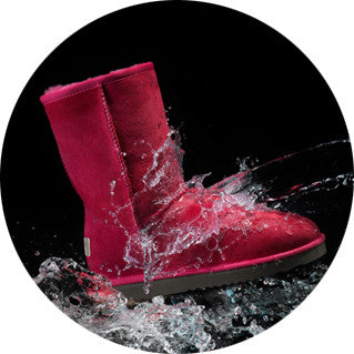 Water Resistant Technology