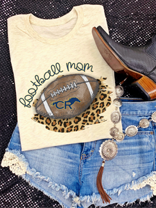 Ranch Football mom tee