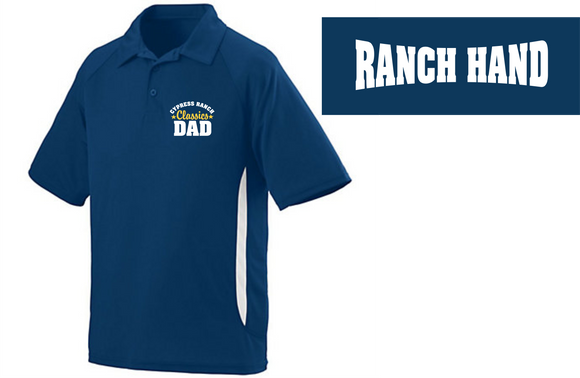 Ranch hand polo