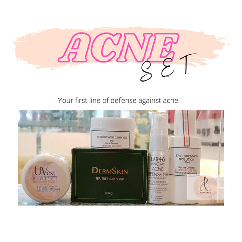 Acne Basic Set 2