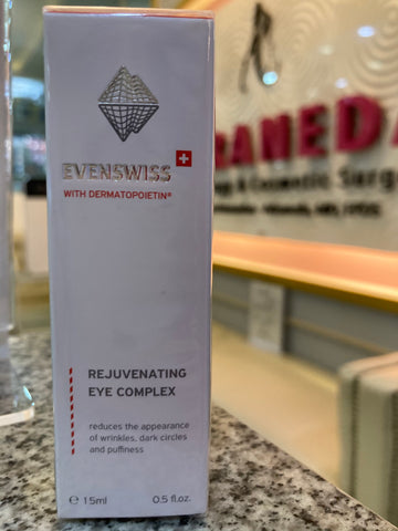 Evenswiss Rejuvenating Eye Complex with Dermatopoietin