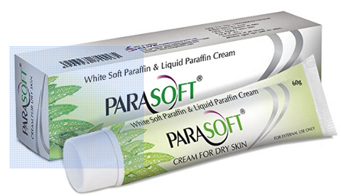 Parasoft cream for eczema, psoriasis, skin asthma, excessive dryness