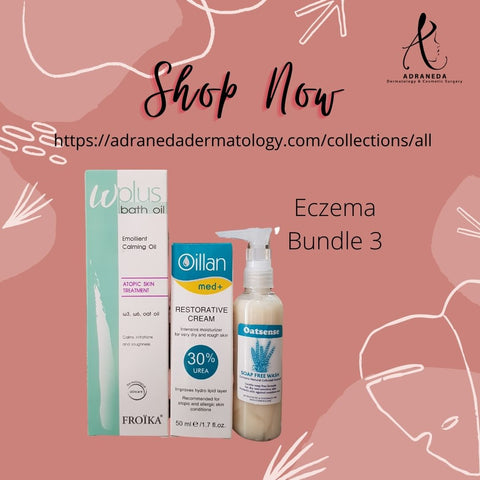 Eczema Bundle Set 3