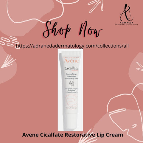 Avene Cicalfate Restorative Lip Cream