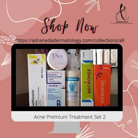 Acne Premium Treatment Set 2