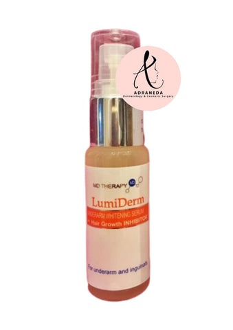 MD Therapy Lumiderm Underarm Whitening Serum with Hair Inhibitor