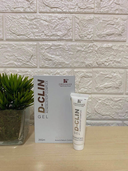 D' Clin Acne and Sebum Control Gel
