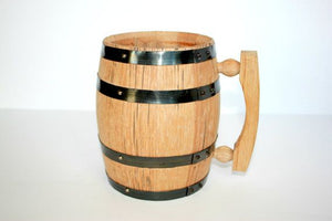 Oak Tankards