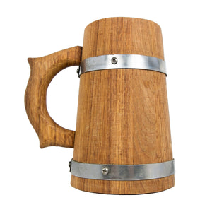 French Oak Tankard