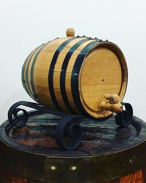 Heritage Stand by Tall Ship Barrels for Oak Barrels of wine or whiskey