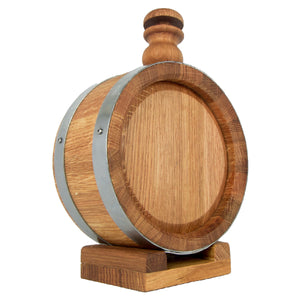 Oak Flask Barrel 1L