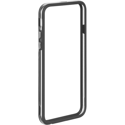 "APPLE IPHONE6/6S (4.7"") HARD BUMPER CANDY CASE BLACK TRIM"